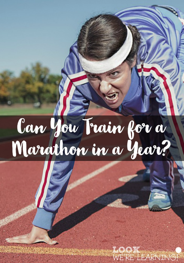Can You Train for a Marathon in a Year