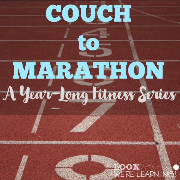 Couch to Marathon Series