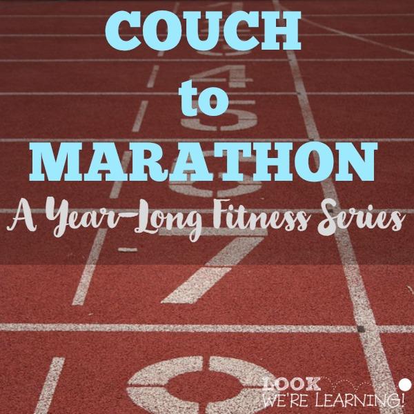 Couch to Marathon Series