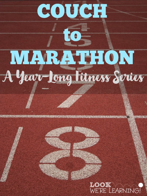 Couch to Marathon - A Year-Long Fitness Series