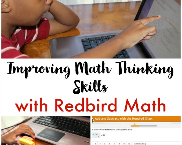 Improving Math Thinking Skills with Redbird Mathematics