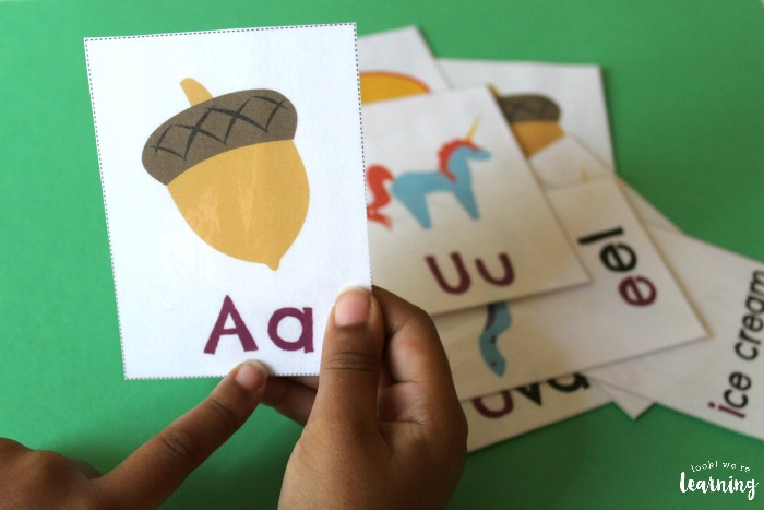 Learning Long Vowel Sounds with Long Vowel Flashcards