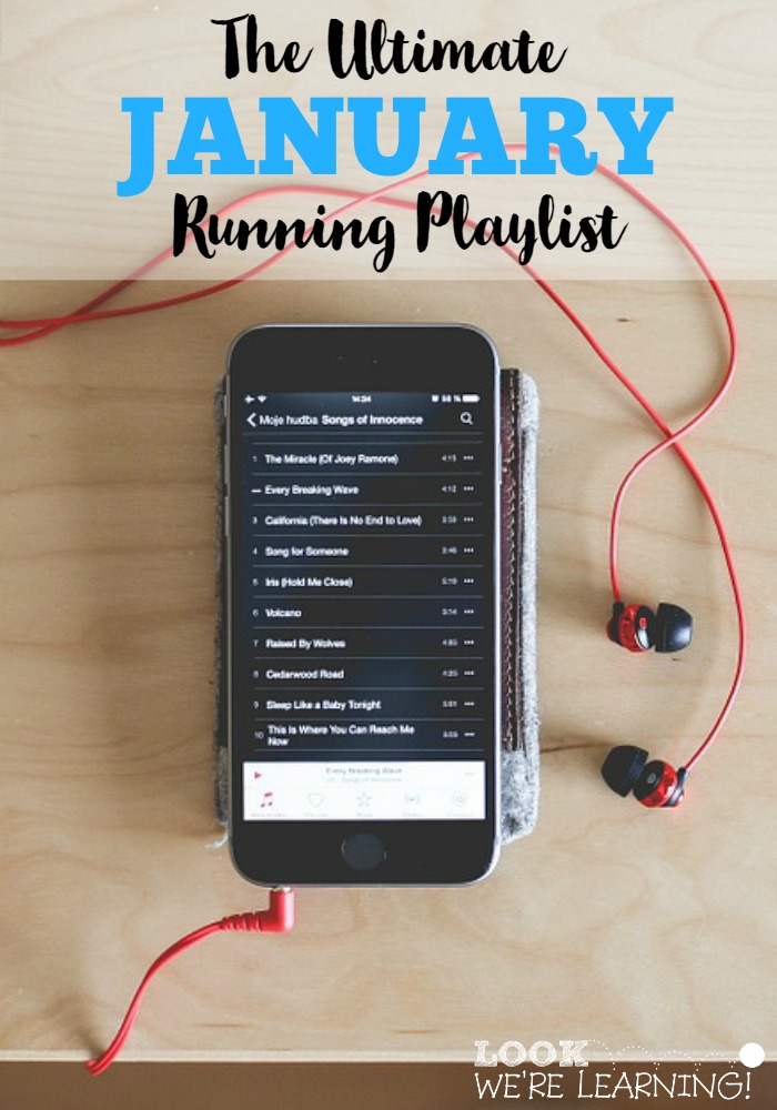 The Ultimate January Running Playlist