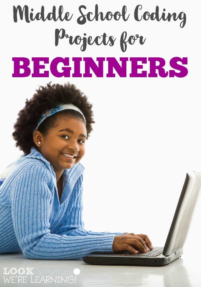 Middle School Coding Projects for Beginners