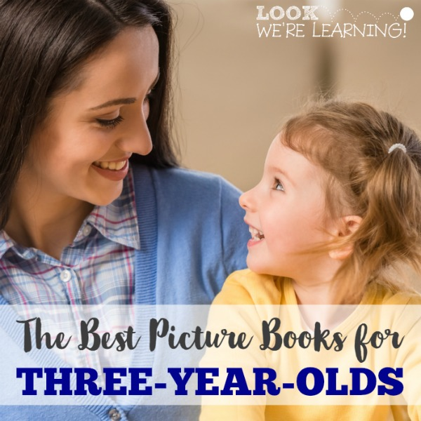 15 of the Best Picture Books for Three-Year-Olds