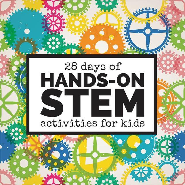 28 Days of Hands On STEM