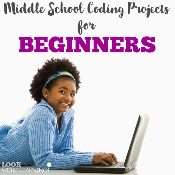 Beginner Middle School Coding Projects