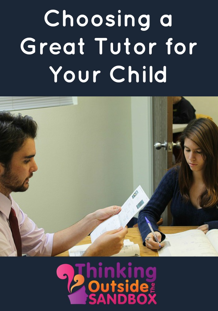 Choosing a Great Tutor for Your Child
