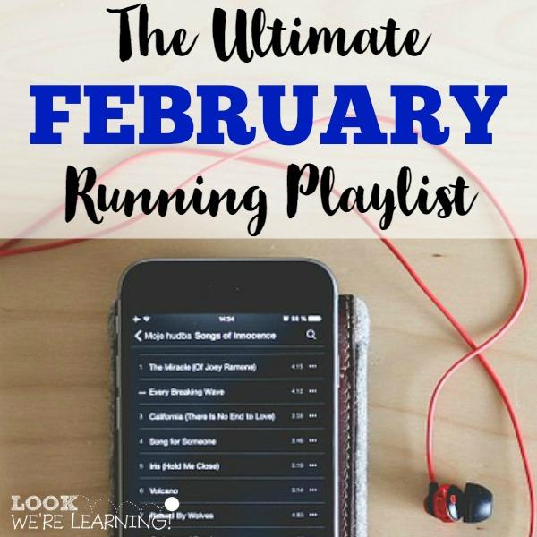 February Running Playlist