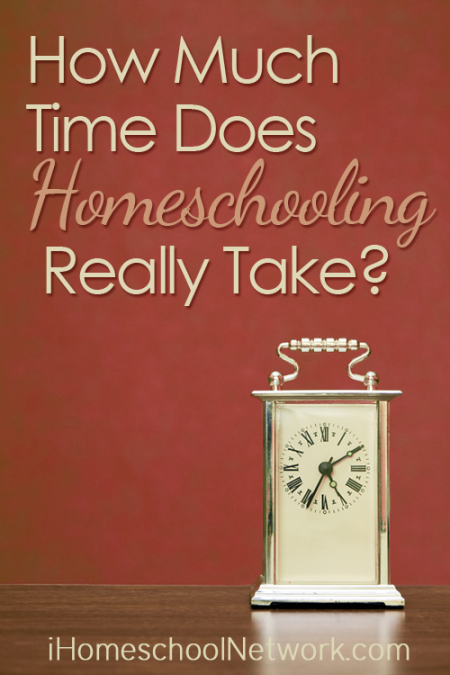 iHomeschool Network How Much Time Does Homeschooling Really Take Linkup
