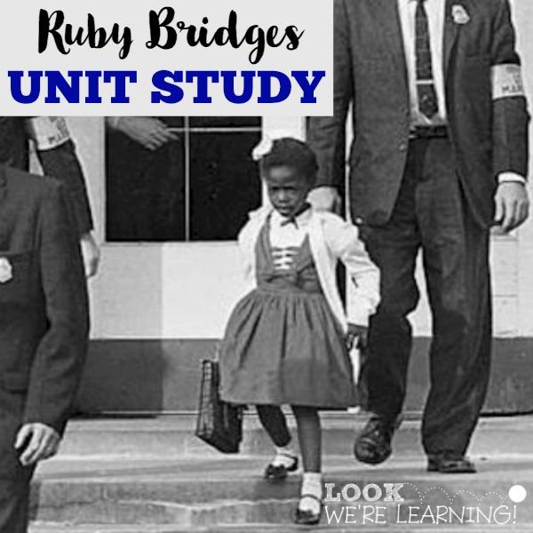 Ruby Bridges Unit Study for Kids