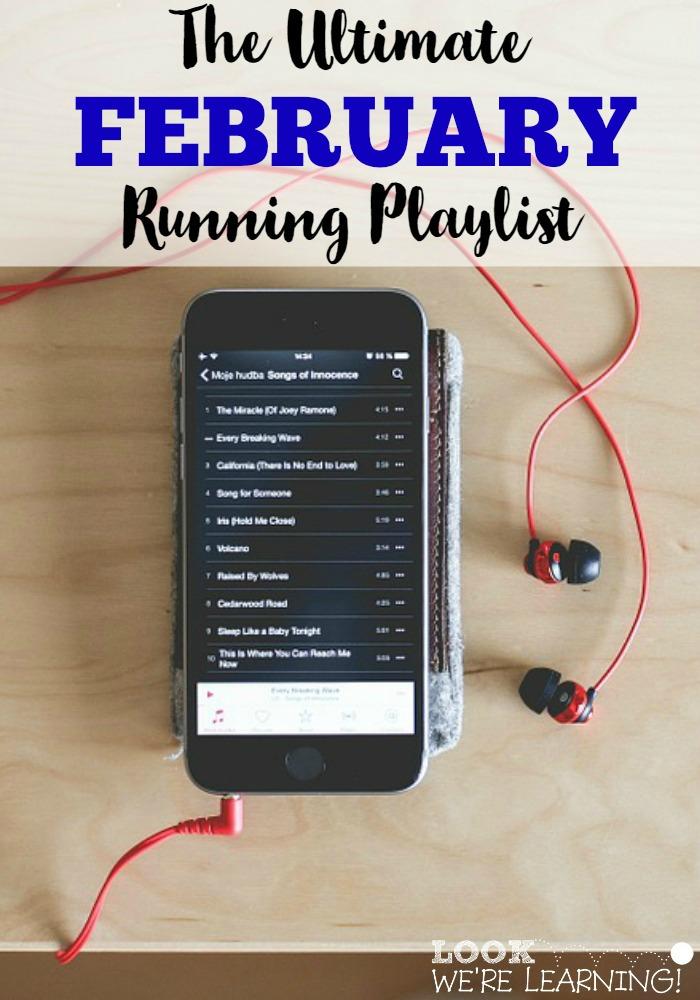 Ultimate February Running Playlist