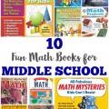 Fun Math Books for Middle School