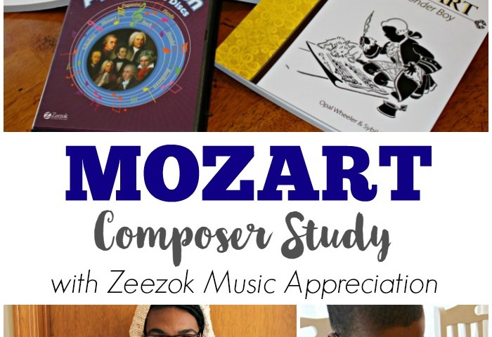 Mozart Composer Study for Kids with Zeezok!