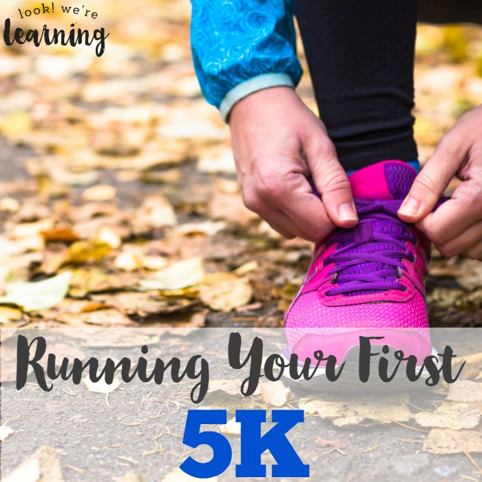 Running Your First 5K Tips