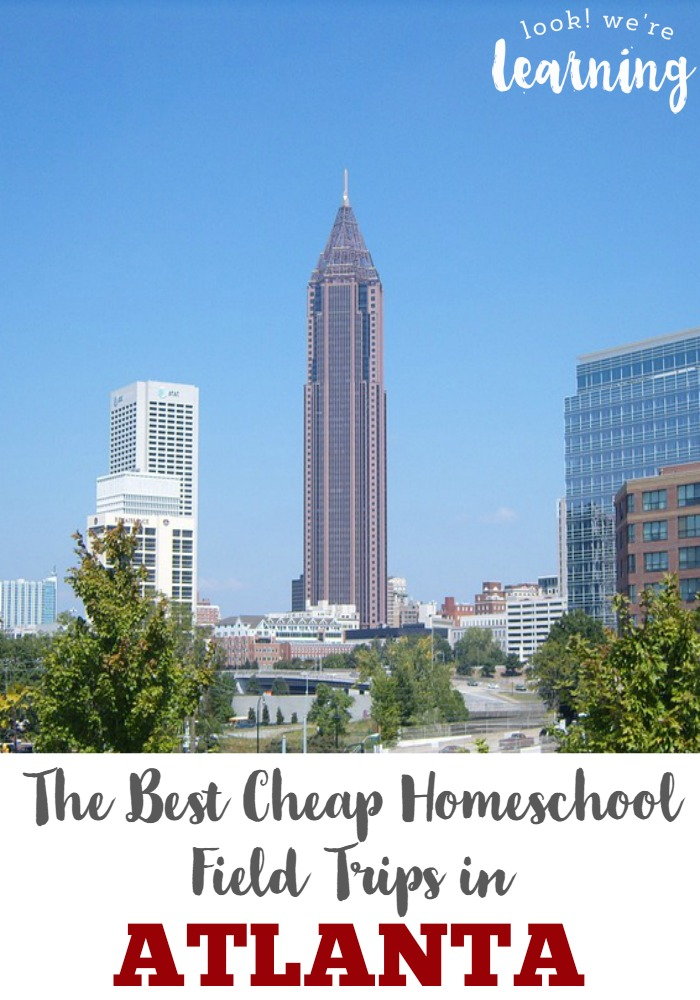 The Best Cheap Atlanta Homeschool Field Trips
