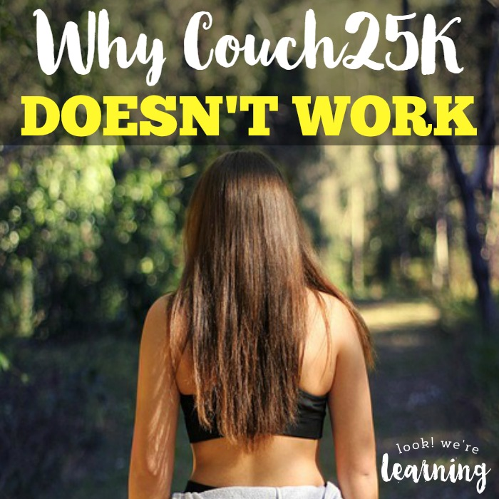 Why Couch25K Doesn't Work