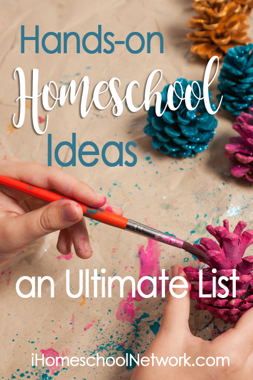 Hands-on-Homeschool-Ideas