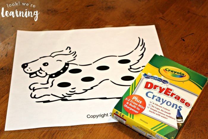 Harry the Dirty Dog Activity Supplies
