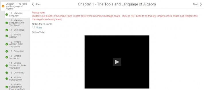 Mr D Math Video Lesson