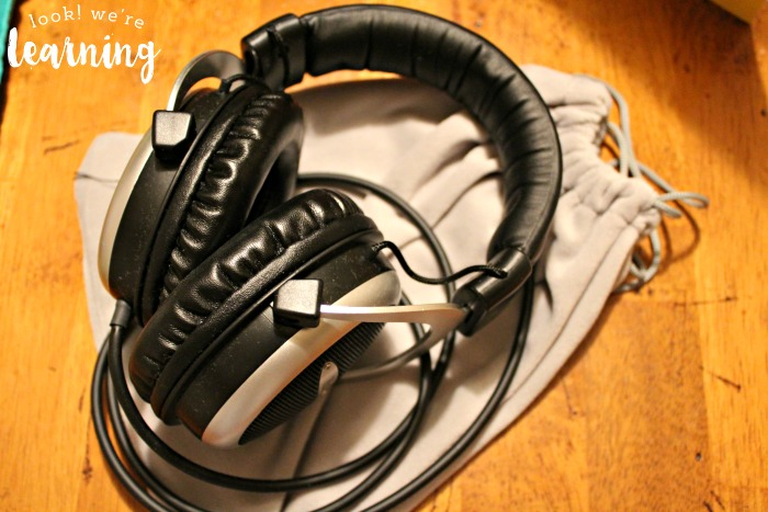 iLS Home Program Headphones