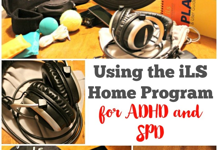 iLS Home Program for ADHD and SPD