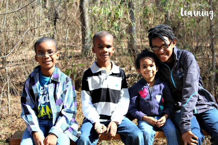 Enjoying a Nature Trail with Kids
