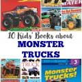 Kids Books about Monster Trucks
