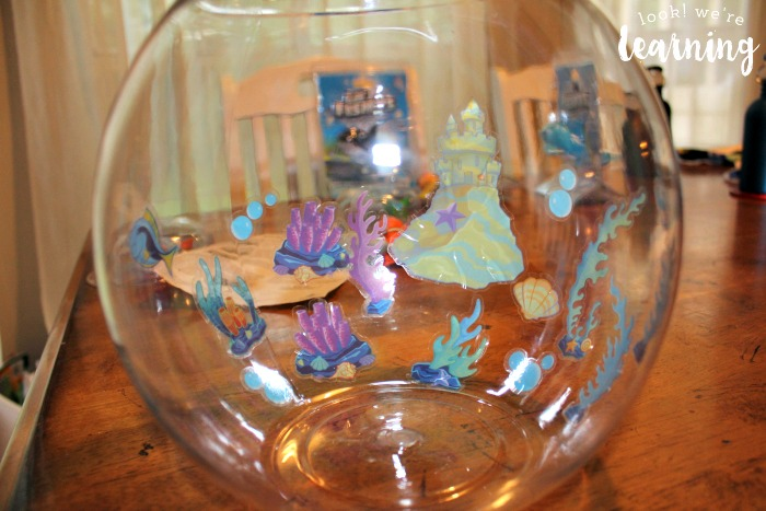 Lil Fishys Fishbowl Habitat Decoration