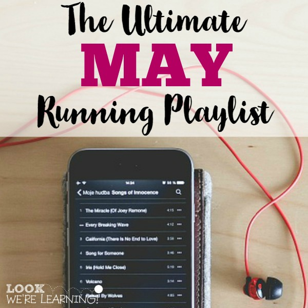 May Running Playlist
