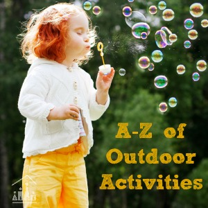 A-Z of Outdoor Activities Series