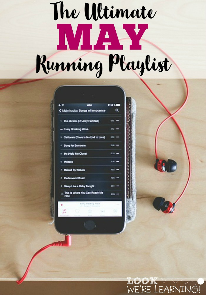 The Ultimate May Running Playlist