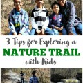 Tips for Exploring a Nature Trail with Kids