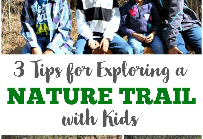 3 Tips for Exploring a Nature Trail with Kids