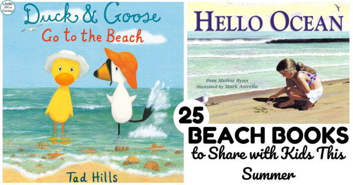 25 Awesome Beach Books for Kids
