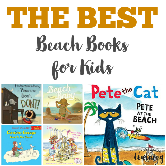 Best Beach Books for Kids
