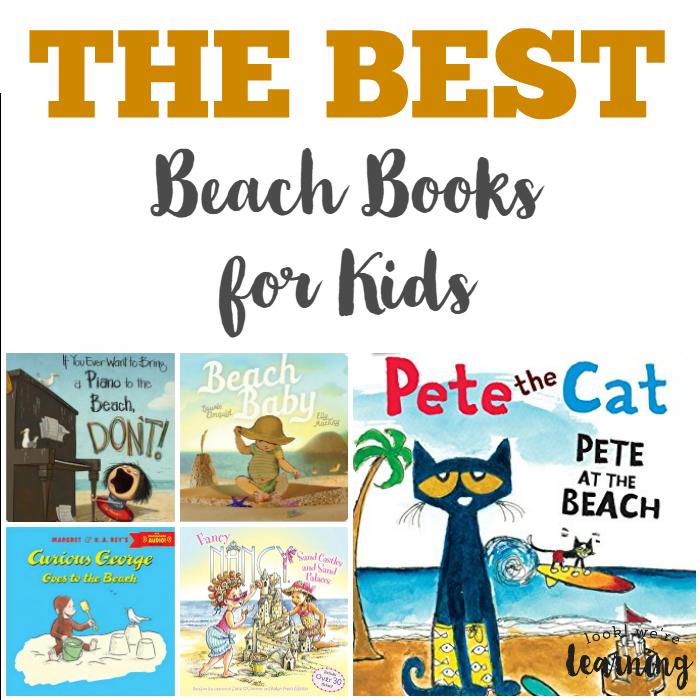 Best Beach Books for Kids