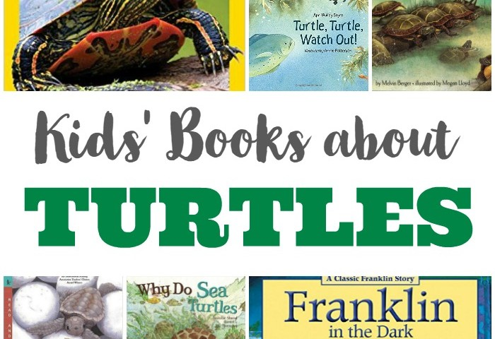 Books about Turtles for Kids