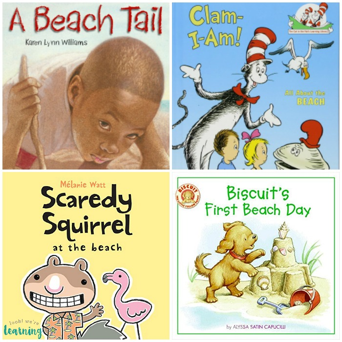 Fun Beach Books for Kids to Read