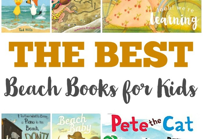 The Best Beach Books for Kids