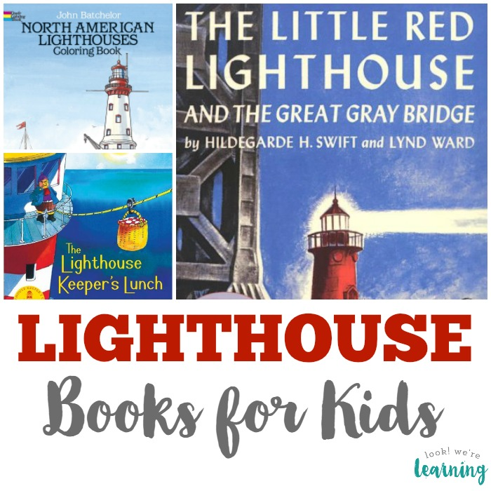 Childrens Lighthouse Books