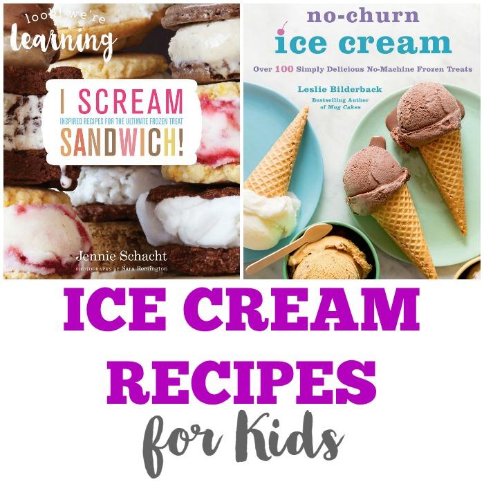 Fun Ice Cream Recipes for Kids