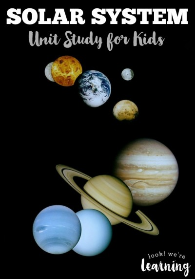 Learning about the Solar System for Kids