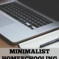 Minimalist Homeschooling Digital Decluttering