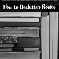 Minimalist Homeschooling How to Declutter Books