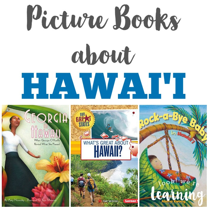 Picture Books about Hawaii