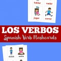 Spanish Verb Flashcards