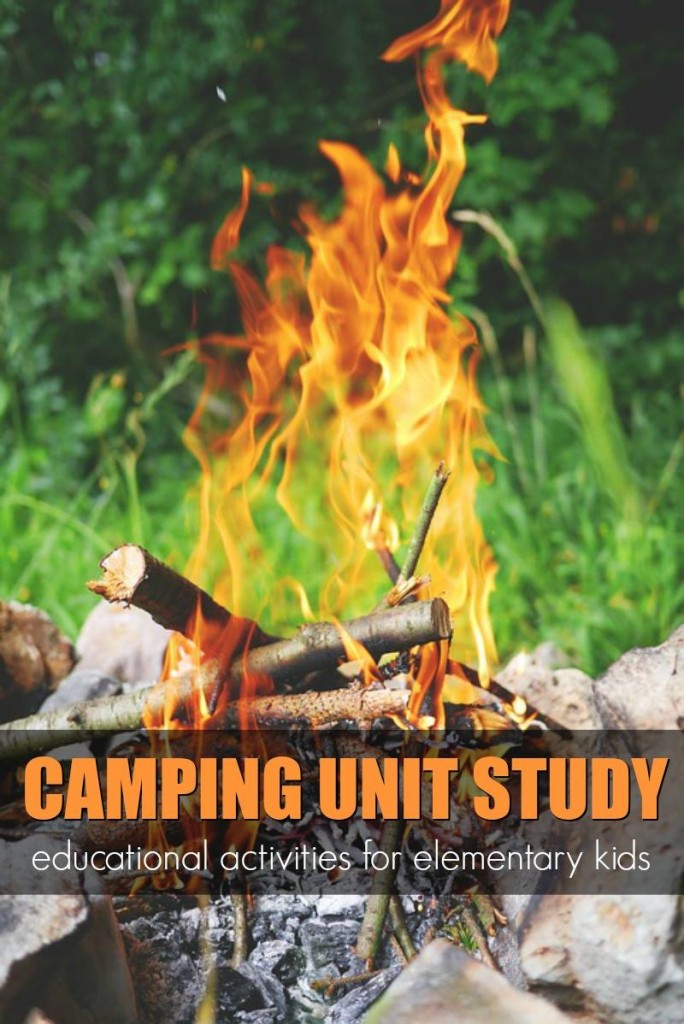 Camping Unit Study