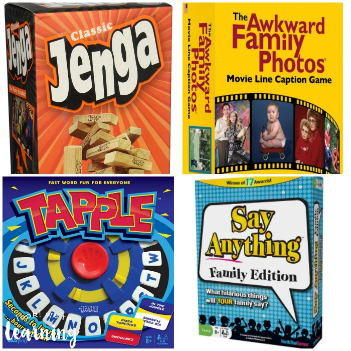 Affordable Family Game Night Games