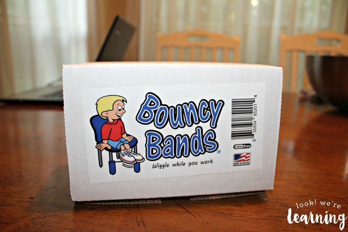 Bouncy Bands Packaging